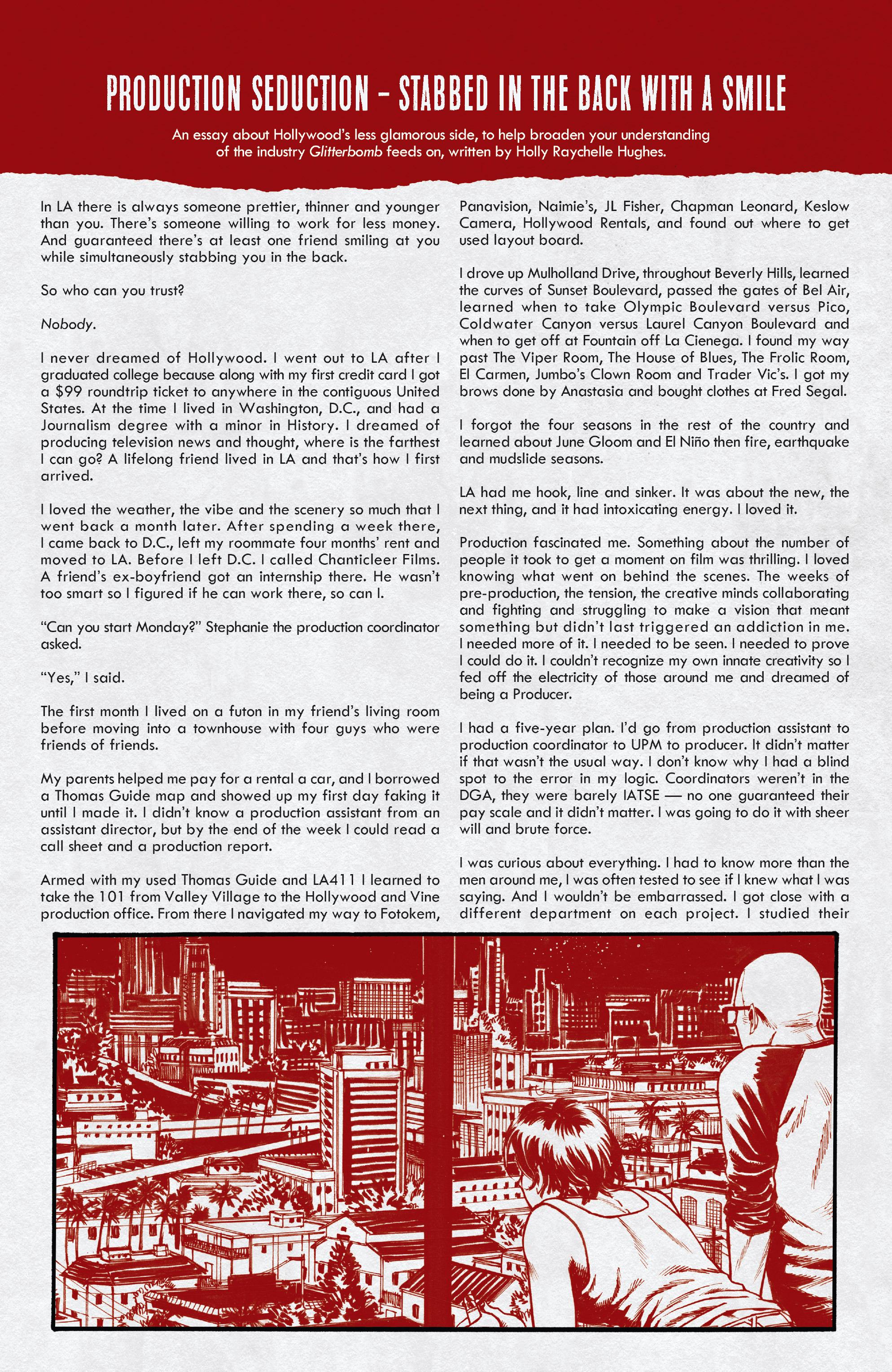 Read online Glitterbomb comic -  Issue #2 - 27