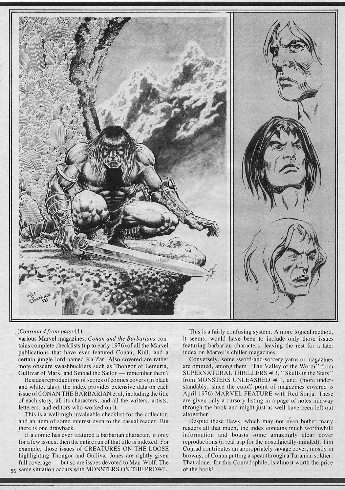 The Savage Sword Of Conan Issue #18 #19 - English 56