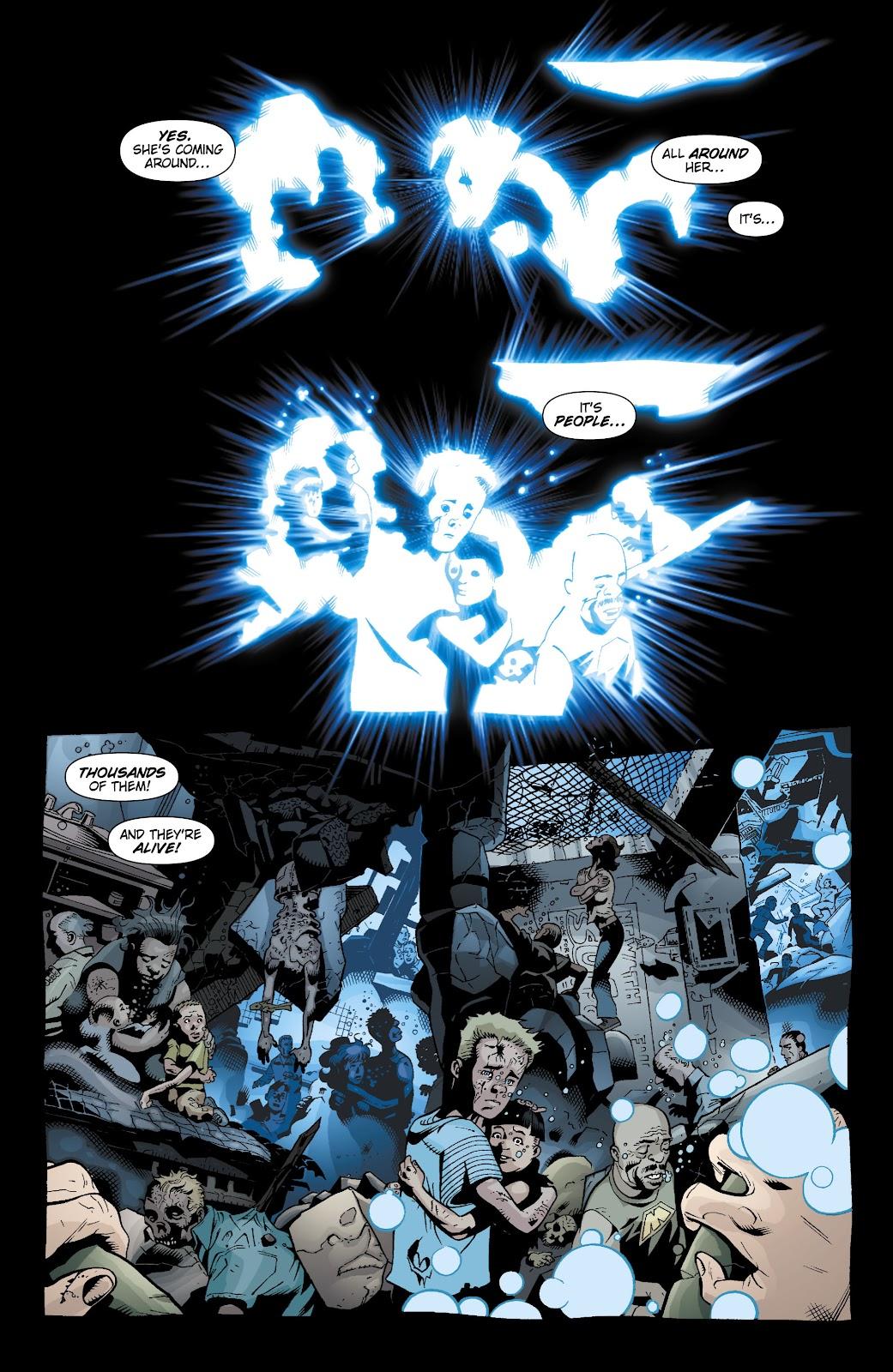 Aquaman (2003) Issue #16 #16 - English 22