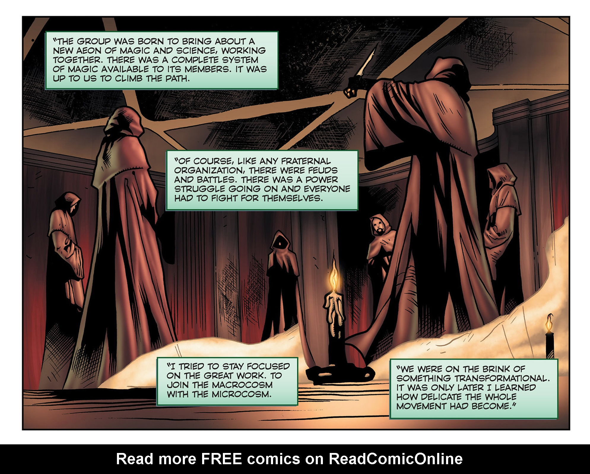 Read online Evil Dead 2: Cradle of the Damned comic -  Issue #4 - 9