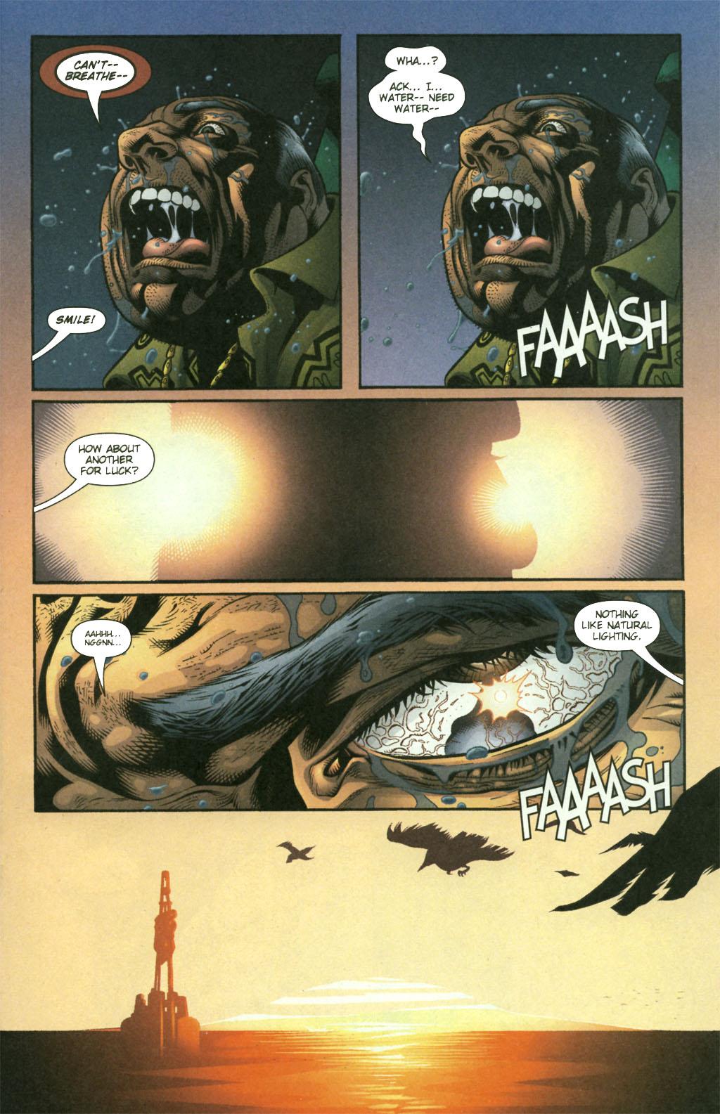 Aquaman (2003) Issue #21 #21 - English 4