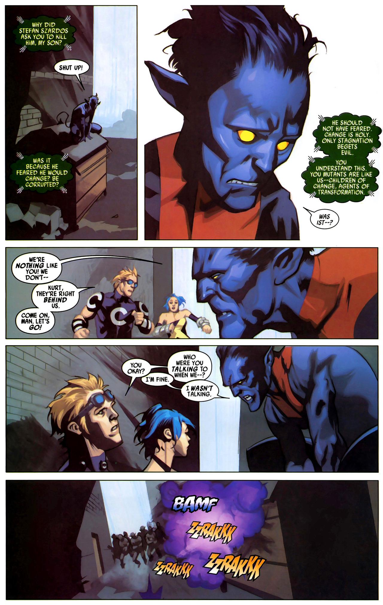 Read online Secret Invasion: X-Men comic -  Issue #2 - 16