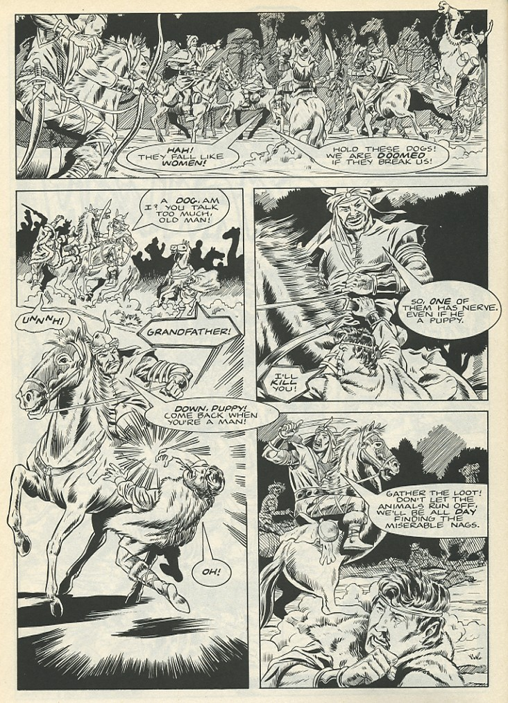 The Savage Sword Of Conan Issue #139 #140 - English 60