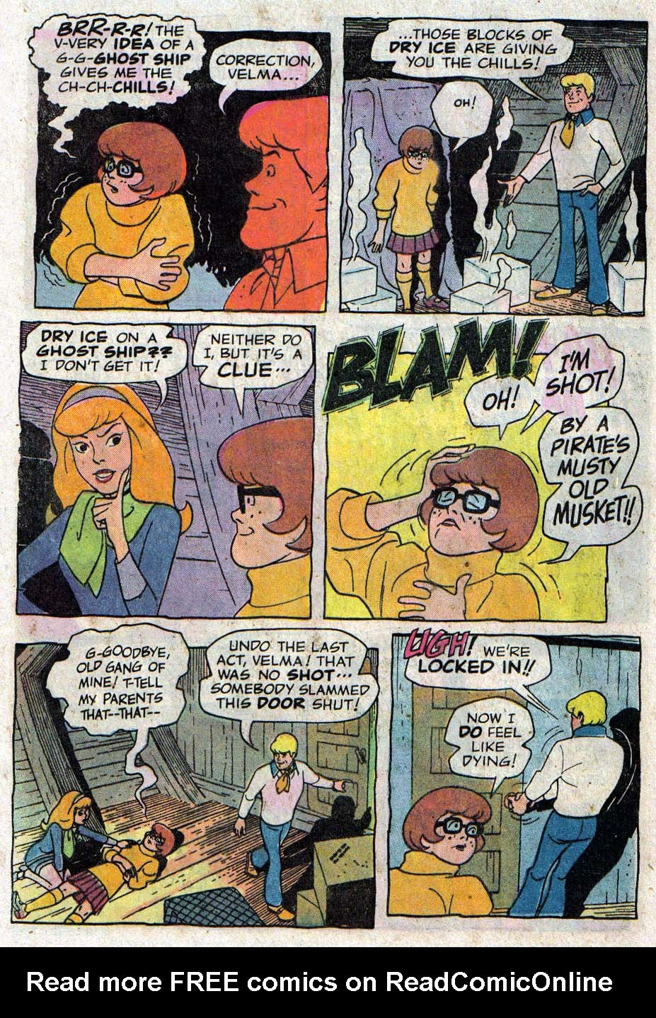 Read online Scooby-Doo... Mystery Comics comic -  Issue #26 - 13
