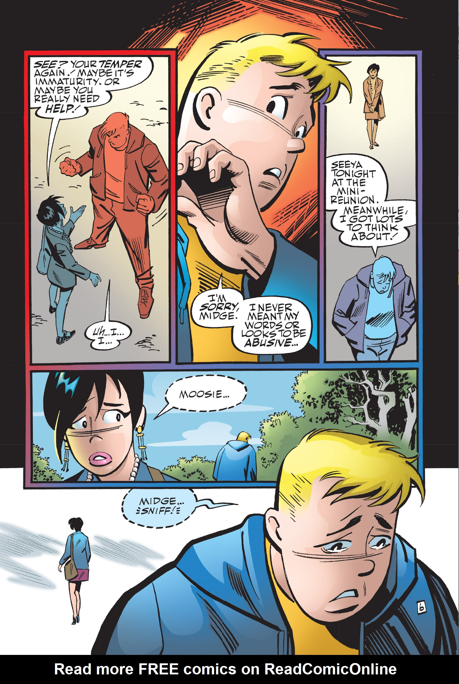 Read online The Best of Archie Comics comic -  Issue # TPB 1 (Part 2) - 149