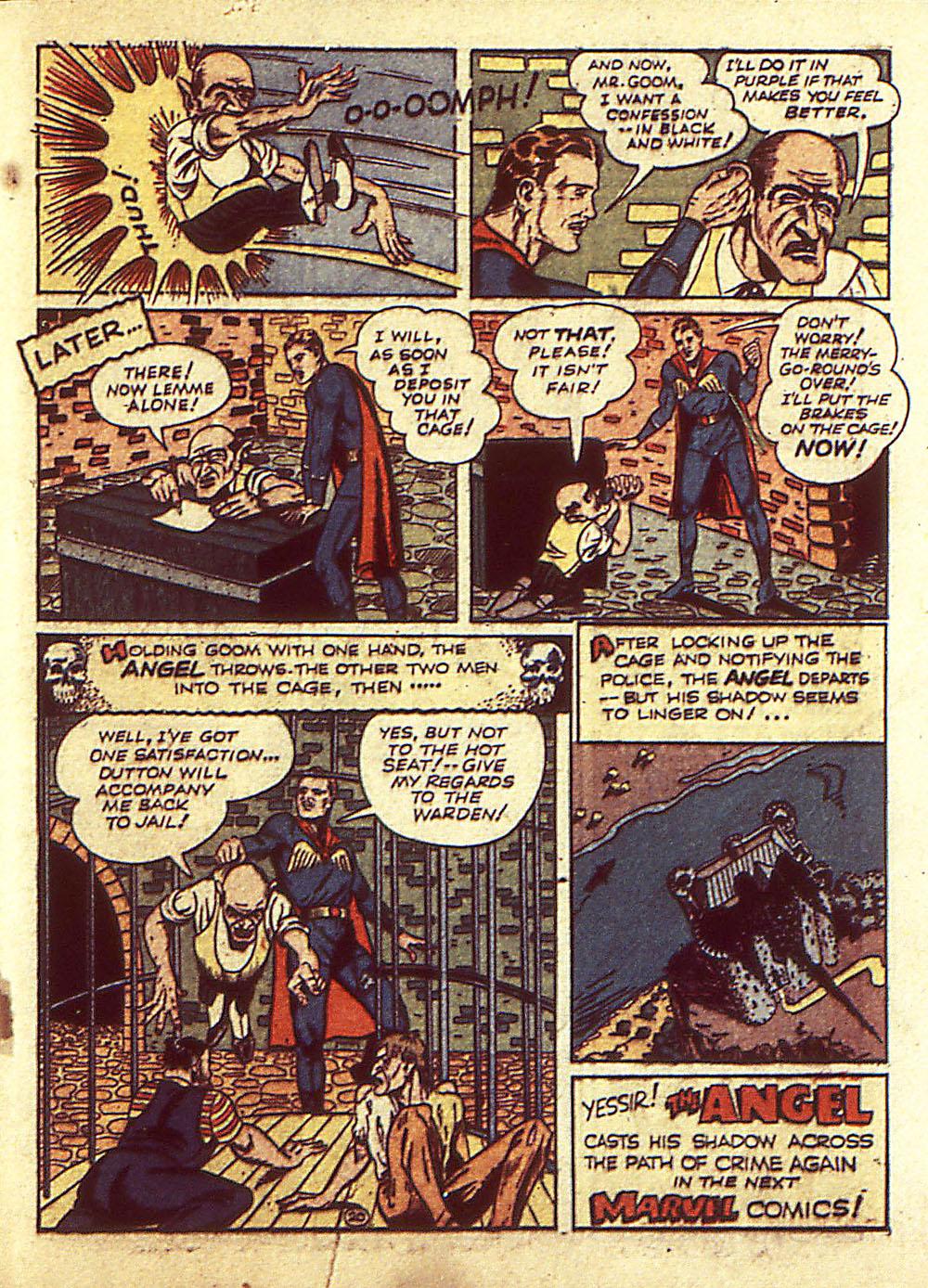Sub-Mariner Comics Issue #4 #4 - English 66