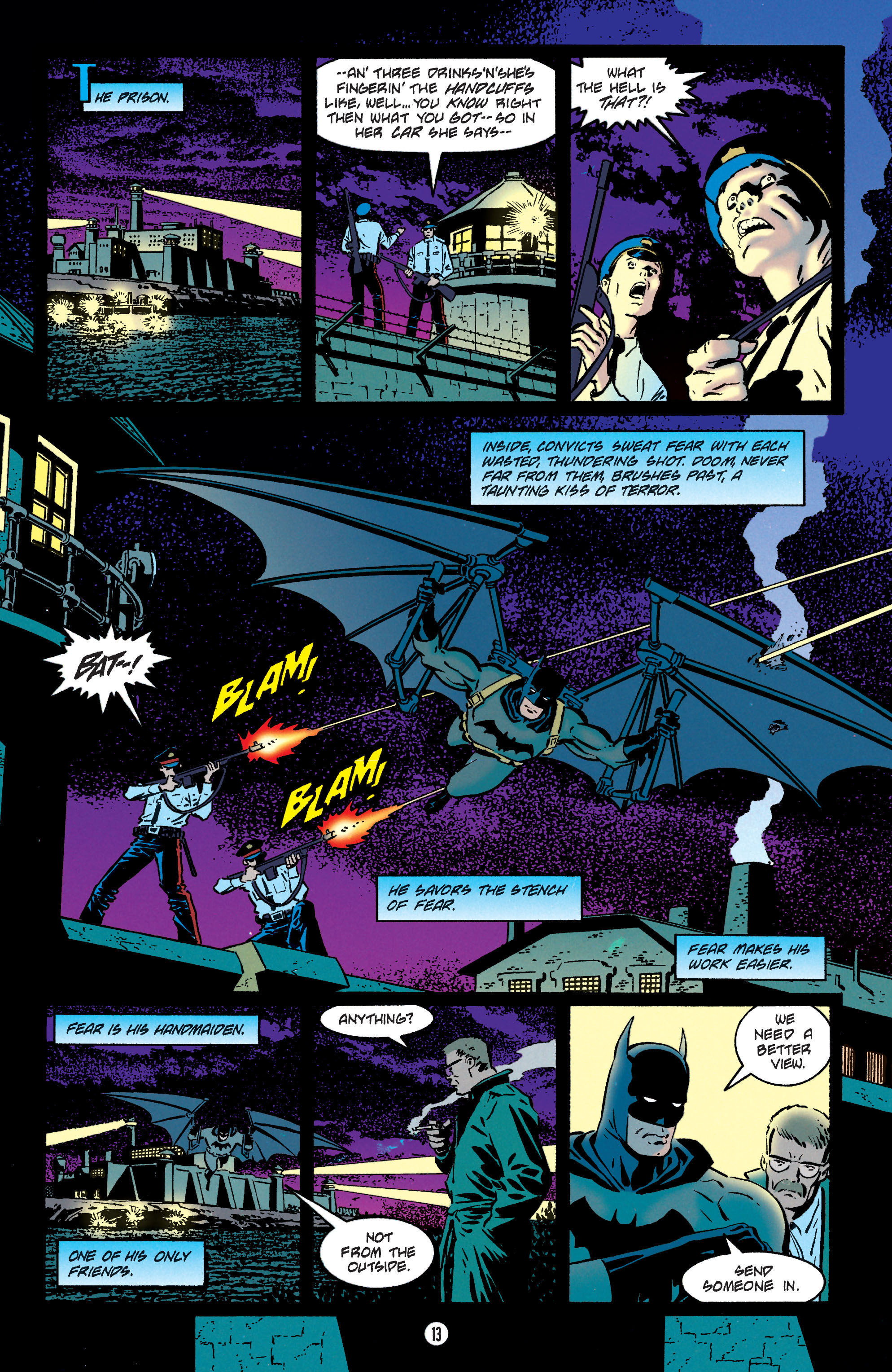 Batman Legends Of The Dark Knight 69 Page 14
