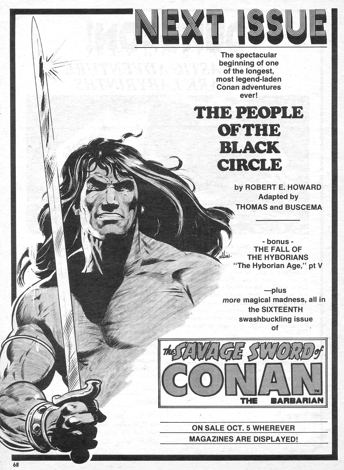 The Savage Sword Of Conan Issue #15 #16 - English 67