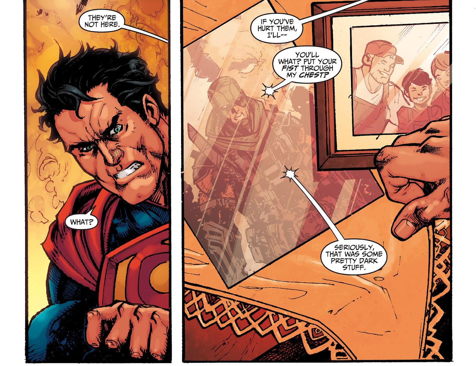 Injustice: Gods Among Us [I] Issue #7 #8 - English 20