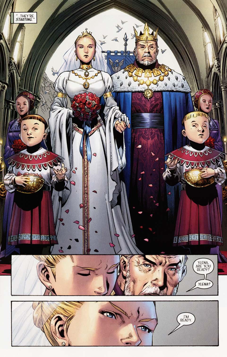 Read online Scion comic -  Issue #35 - 12
