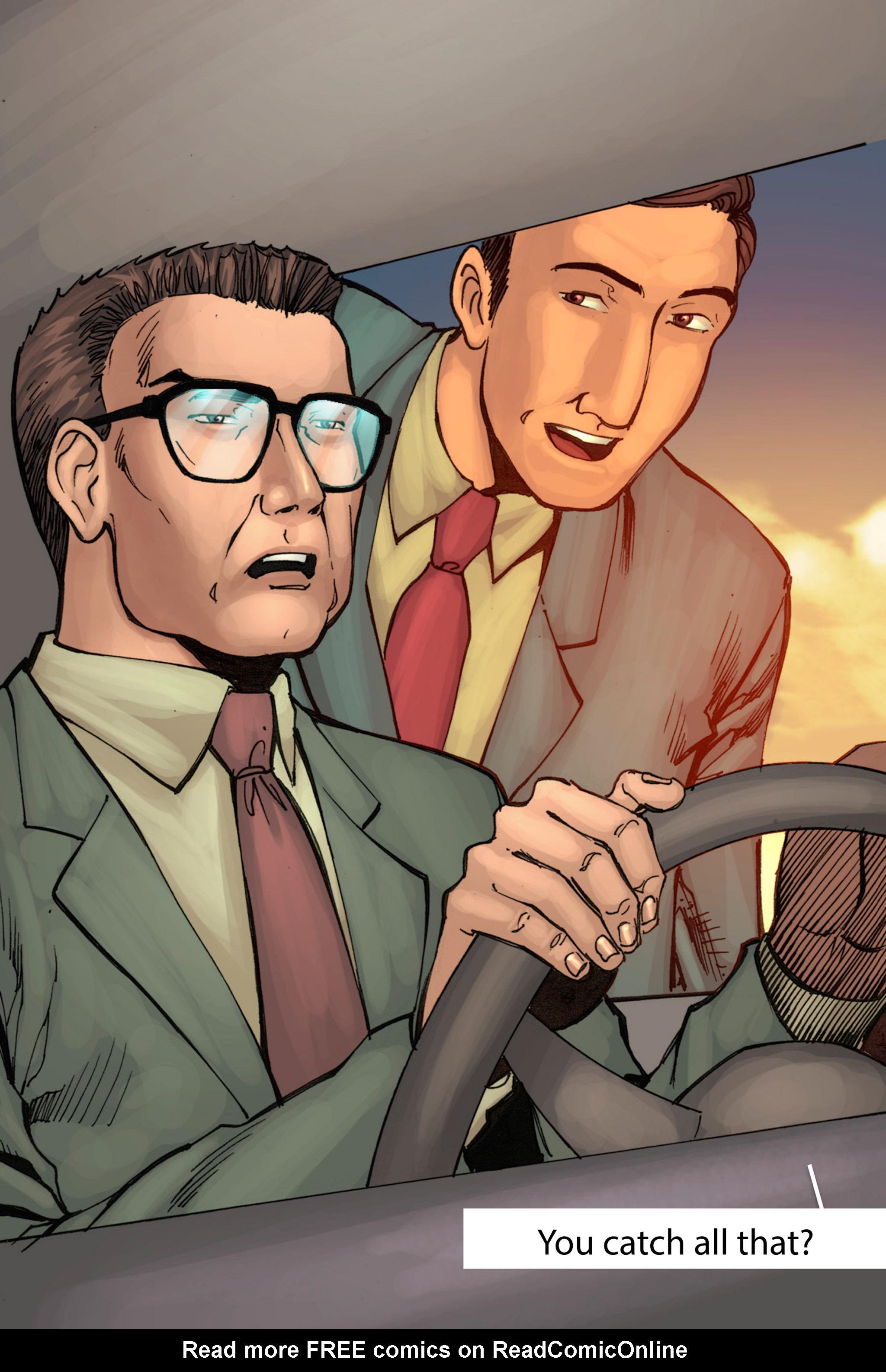 Read online Z-Men comic -  Issue #1 - 137
