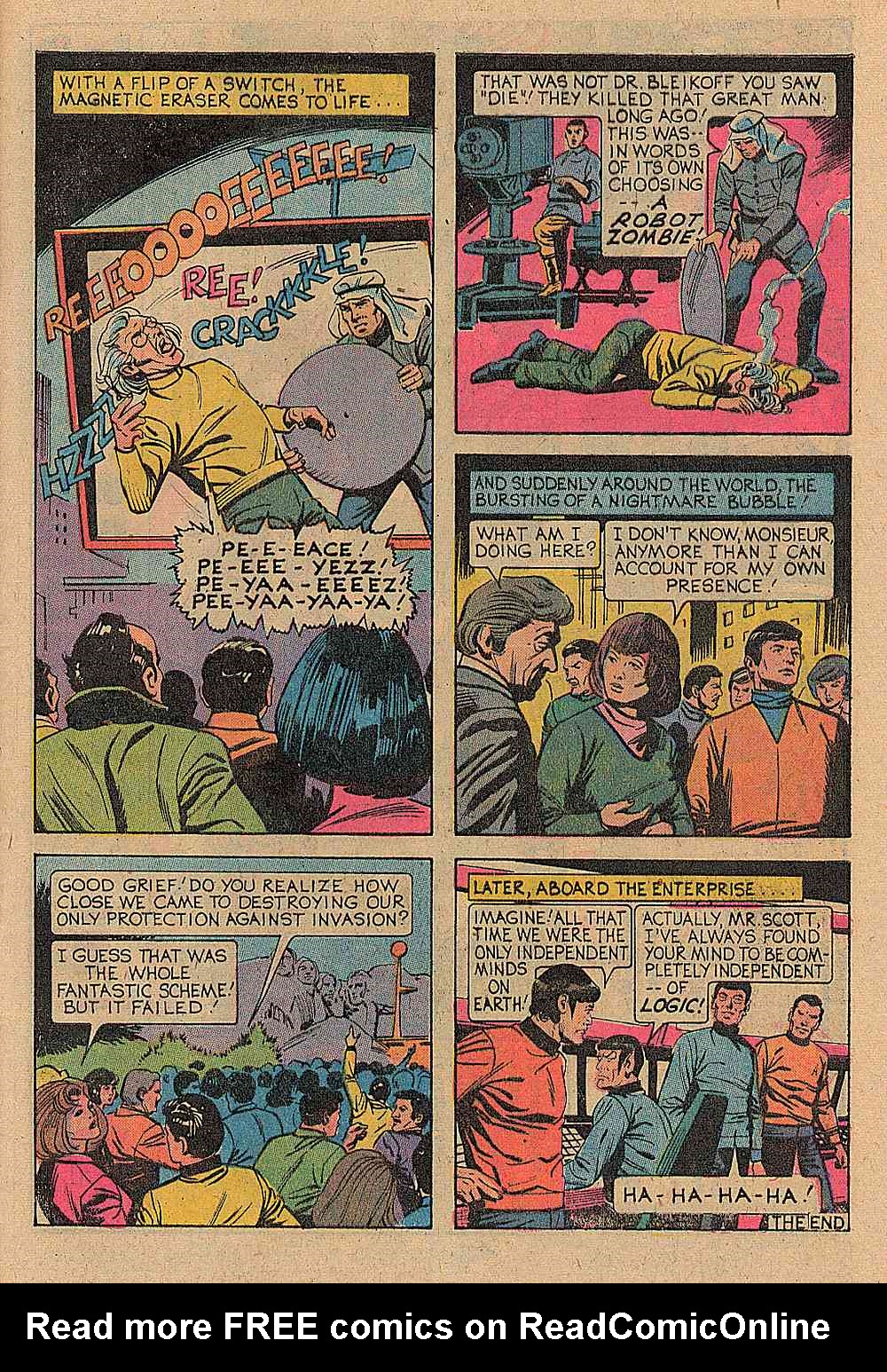 Star Trek (1967) Issue #39 #39 - English 24