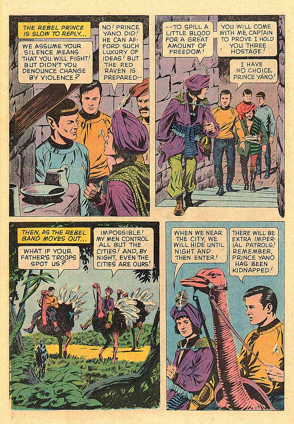 Star Trek (1967) #44 #44 - English 18