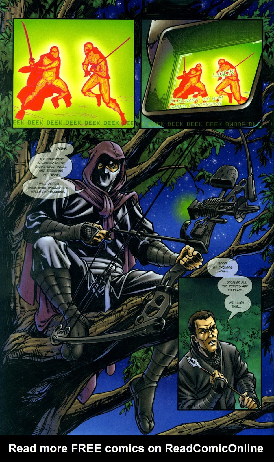 Snake Eyes: Declassified Issue #5 #5 - English 7