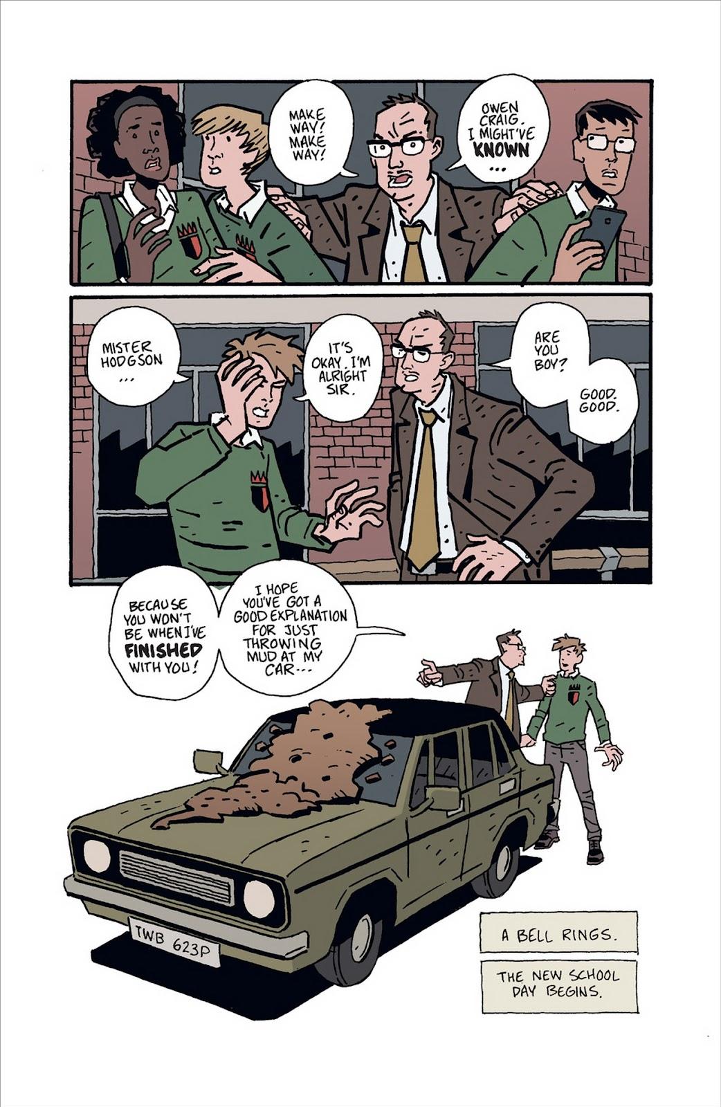 Mudman Issue #1 #1 - English 19