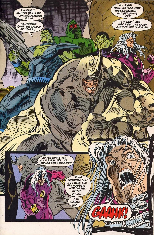 Read online Secret Defenders comic -  Issue #13 - 9