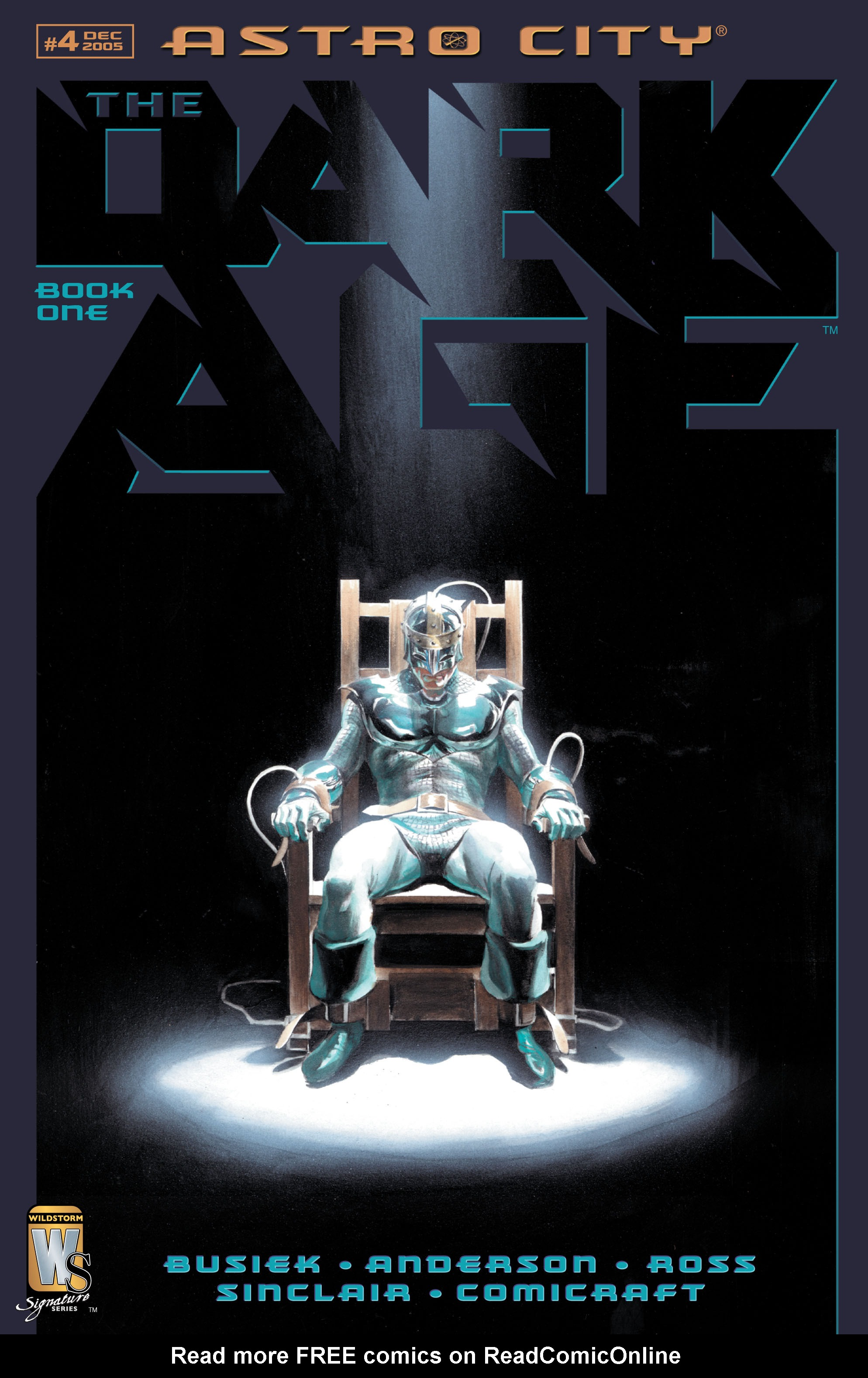 Astro City: Dark Age/Book One 4 Page 1