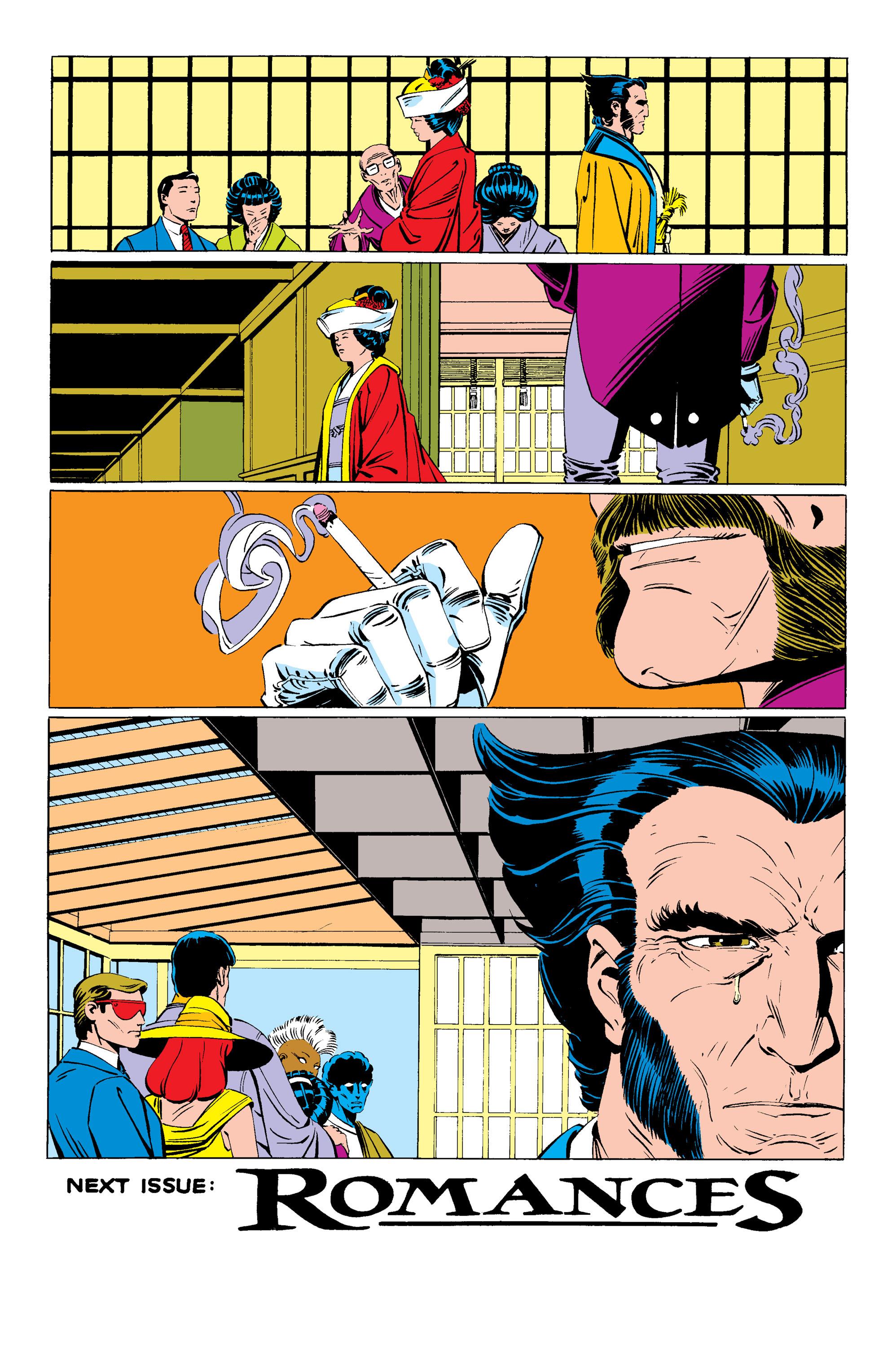 Uncanny X-Men (1963) 173 Page 22
