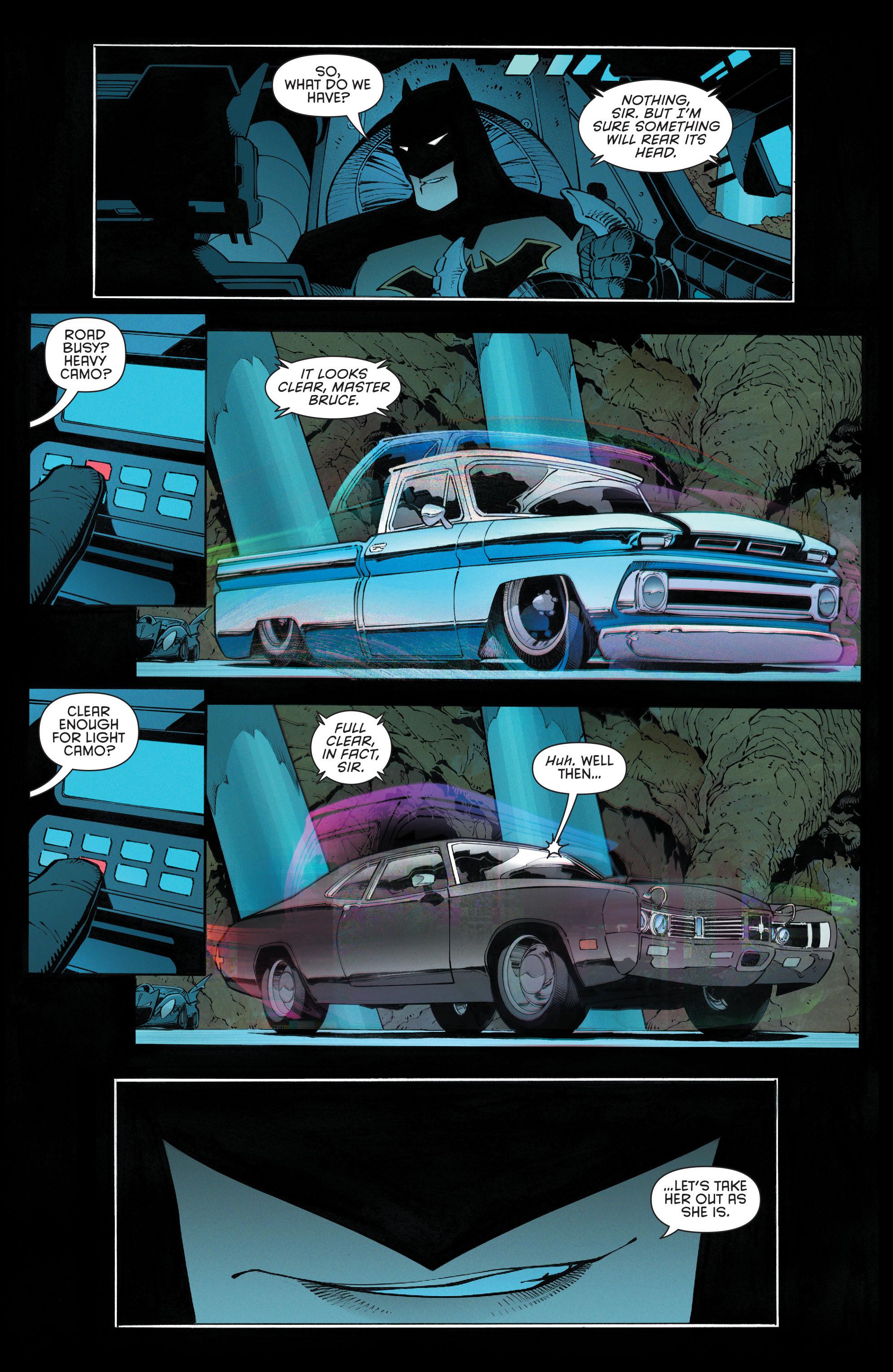 Batman (2011) #51 #74 - English 7