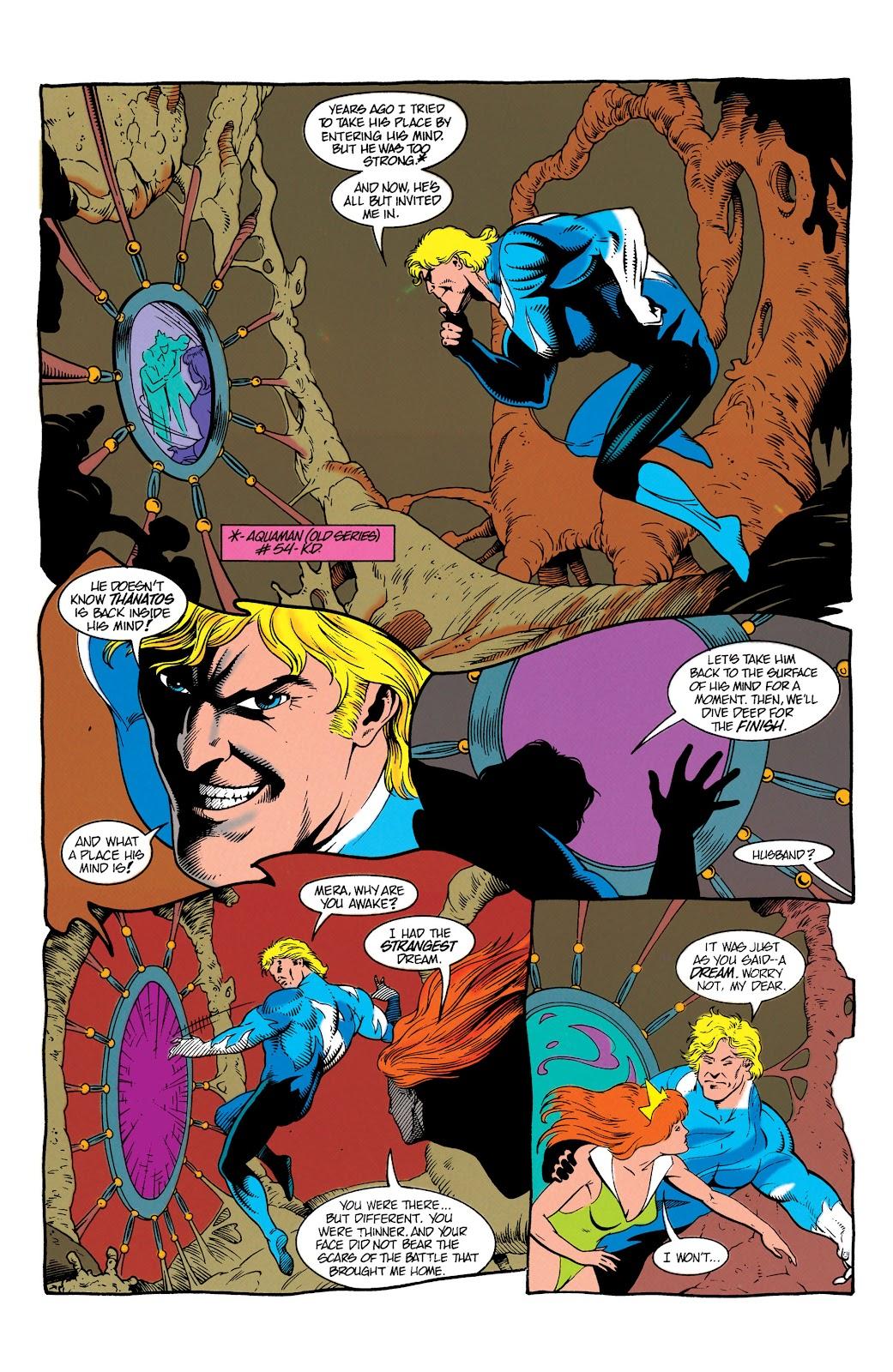 Aquaman (1991) Issue #7 #7 - English 10