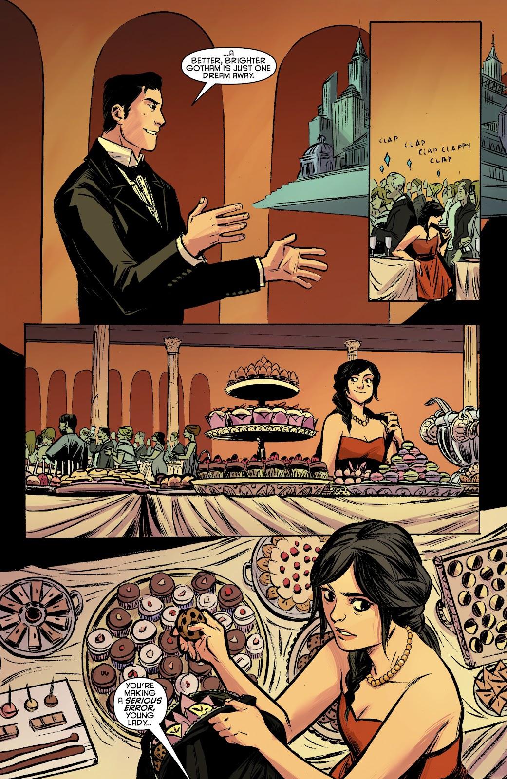 Batman (2011) Issue #12 #27 - English 6
