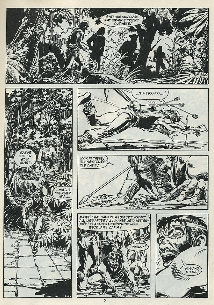 The Savage Sword Of Conan Issue #182 #183 - English 5