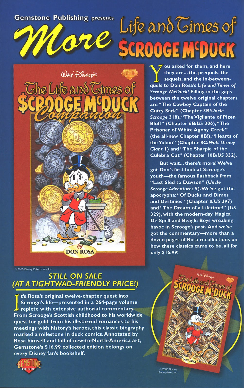Uncle Scrooge (1953) Issue #359 #359 - English 48