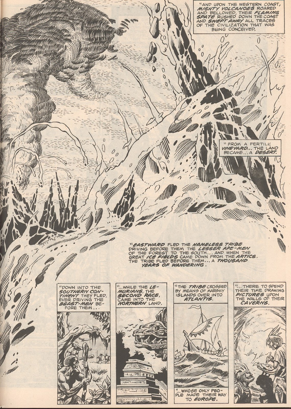 The Savage Sword Of Conan Issue #104 #105 - English 63