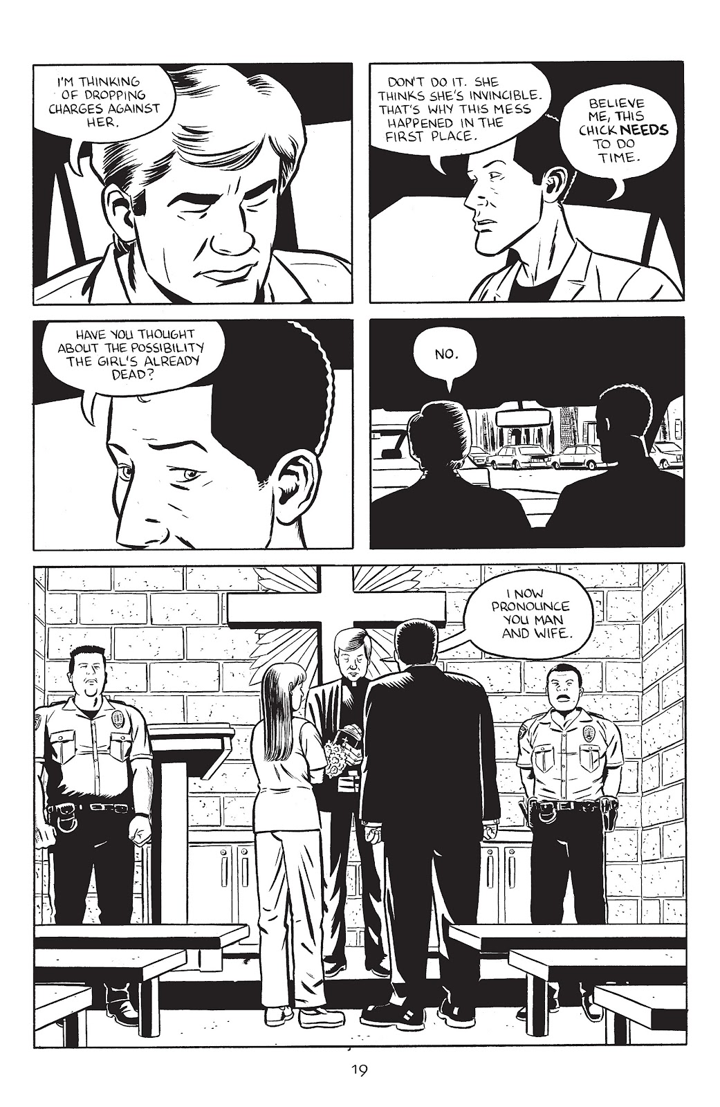 Stray Bullets Issue #29 #29 - English 21