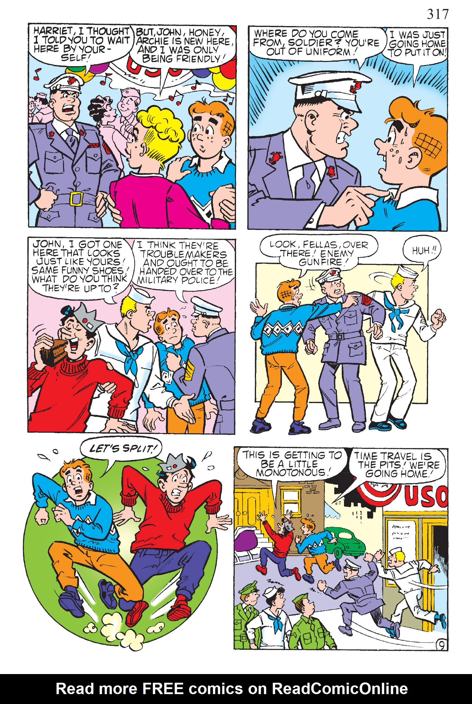 Read online The Best of Archie Comics comic -  Issue # TPB 1 (Part 2) - 88