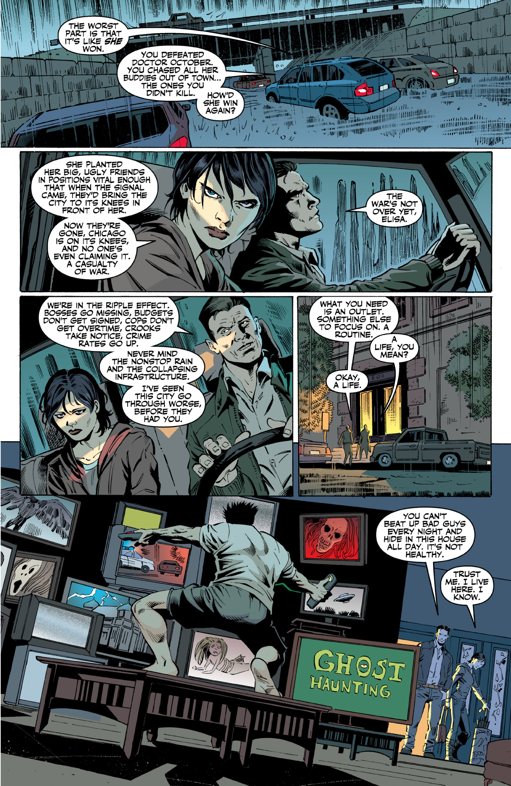 Read online Ghost (2013) comic -  Issue # TPB 2 - 12