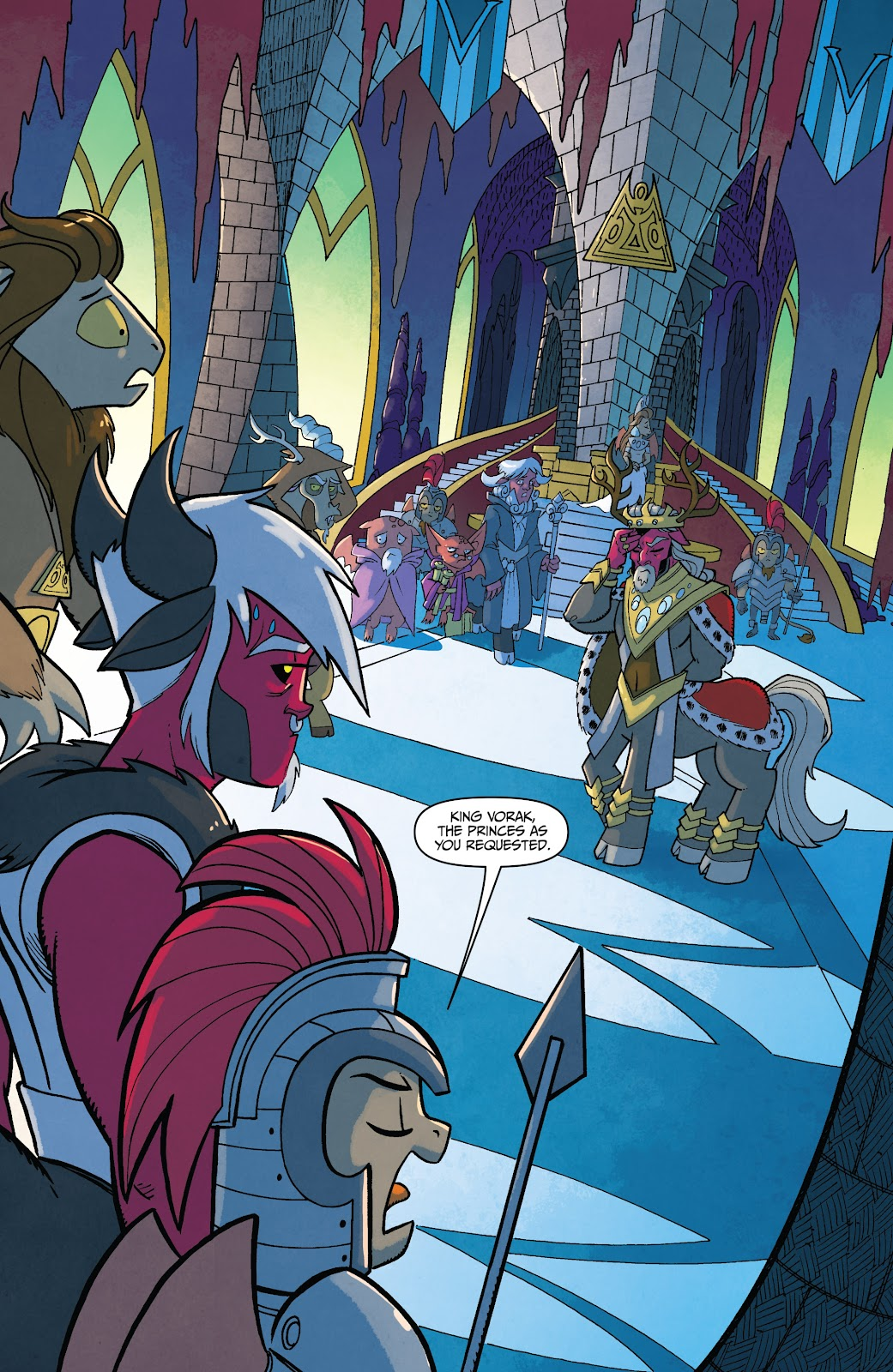My Little Pony: Fiendship is Magic Issue #2 #2 - English 21