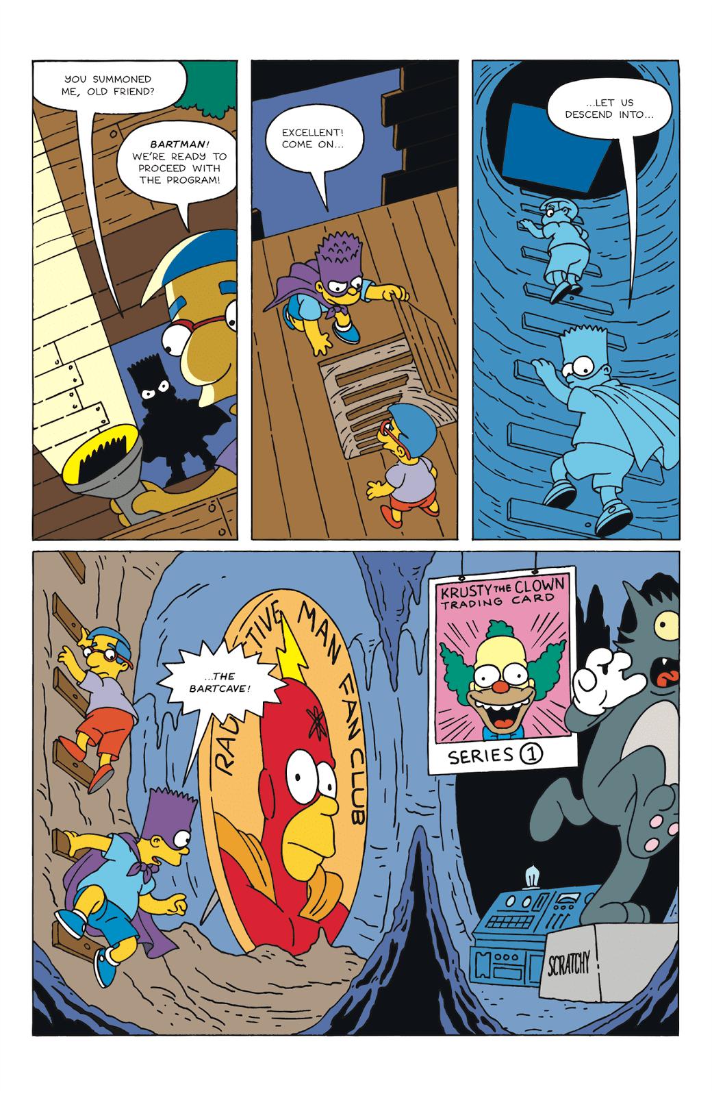 Read online Bartman comic -  Issue #2 - 14