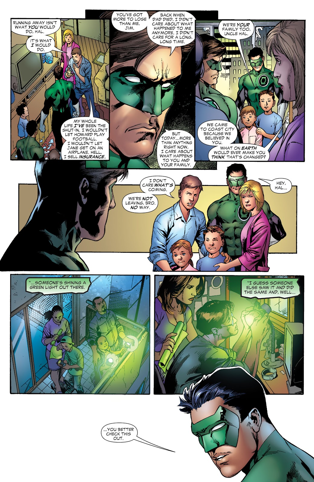 Green Lantern: The Sinestro Corps War Full #1 - English 255