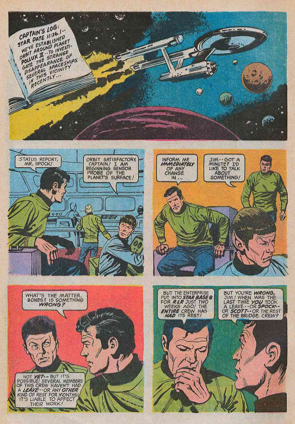 Star Trek (1967) Issue #11 #11 - English 3