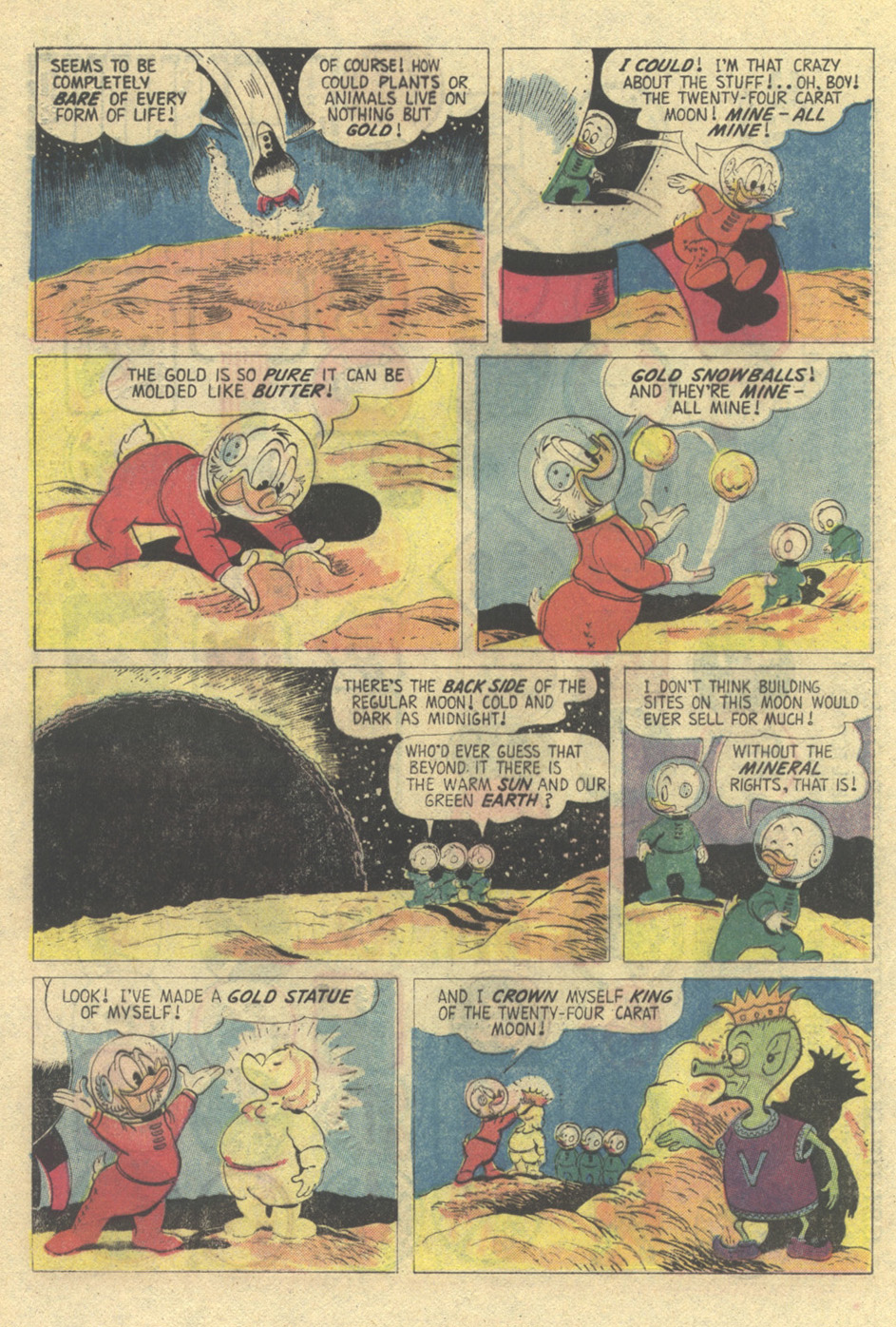 Uncle Scrooge (1953) Issue #135 #135 - English 20