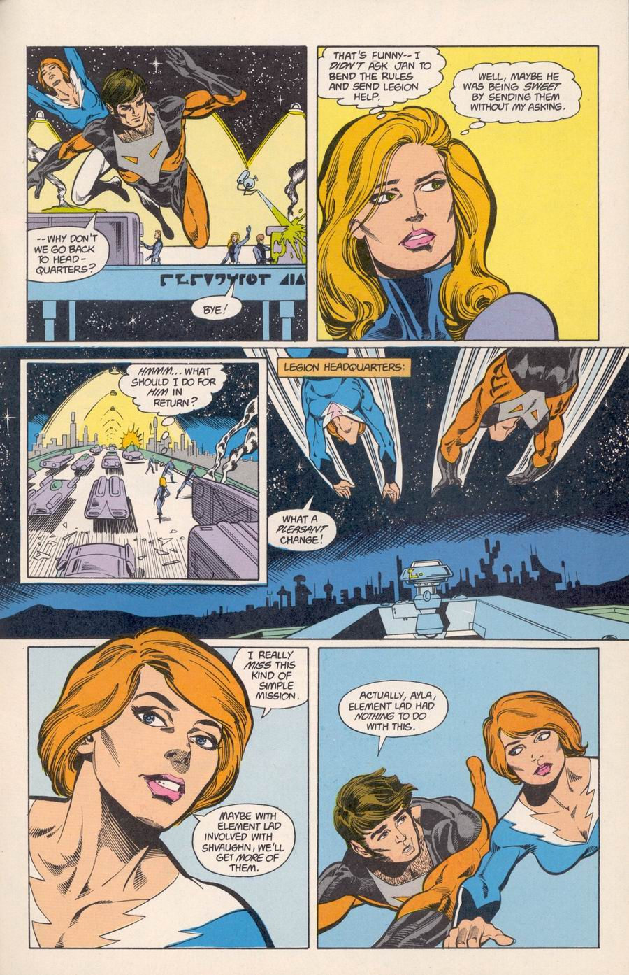 Tales of the Legion Issue #349 #36 - English 26