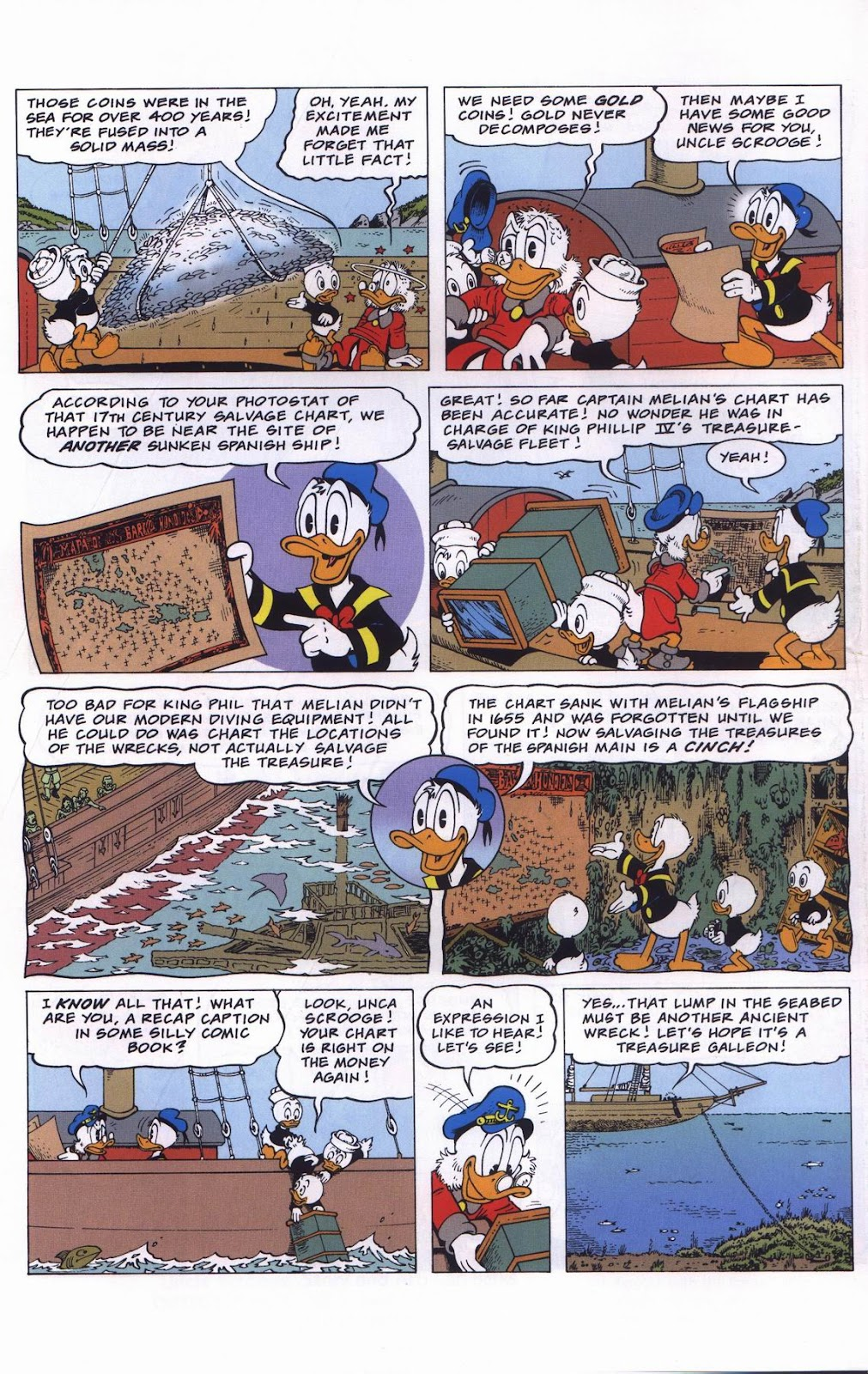 Uncle Scrooge (1953) Issue #311 #311 - English 6