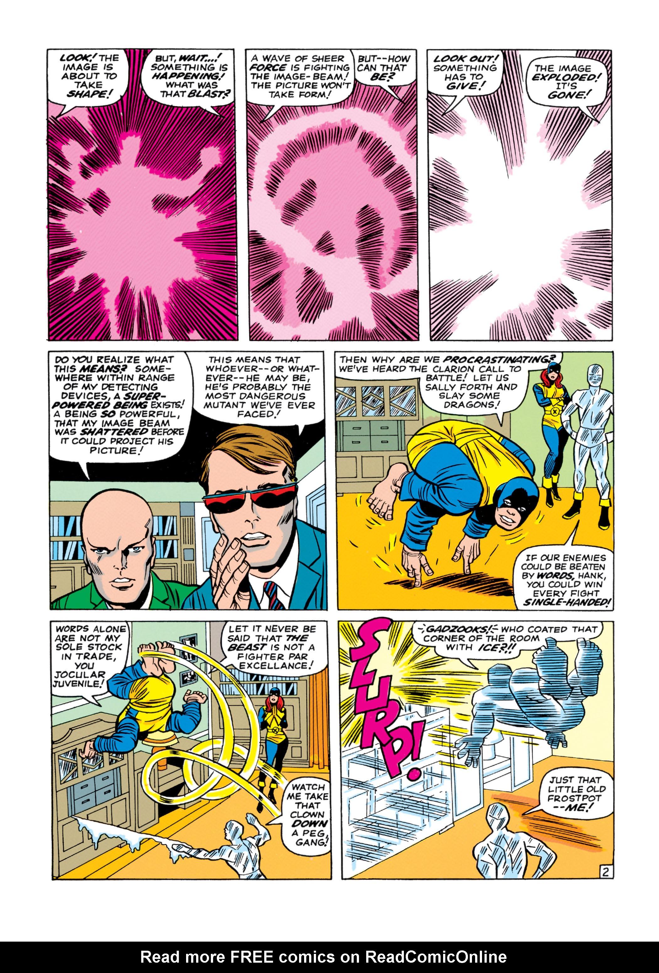 Uncanny X-Men (1963) 11 Page 2