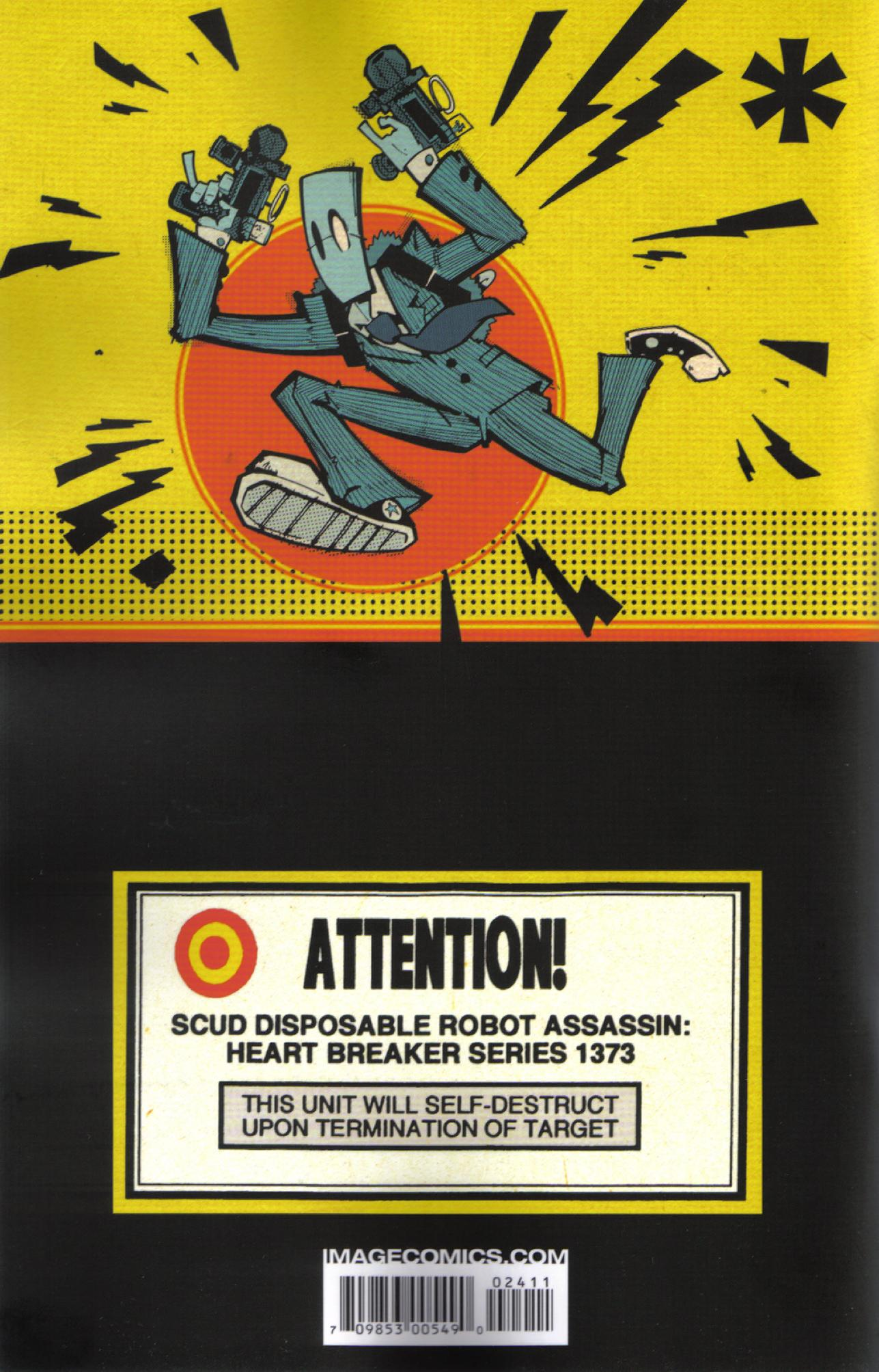 Read online Scud: The Disposable Assassin (2008) comic -  Issue #4 - 35