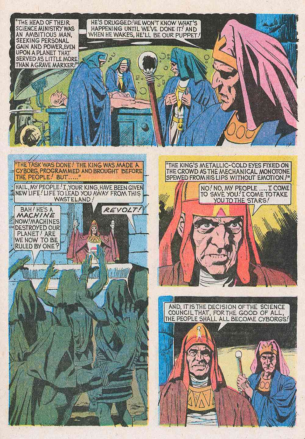 Star Trek (1967) Issue #21 #21 - English 19