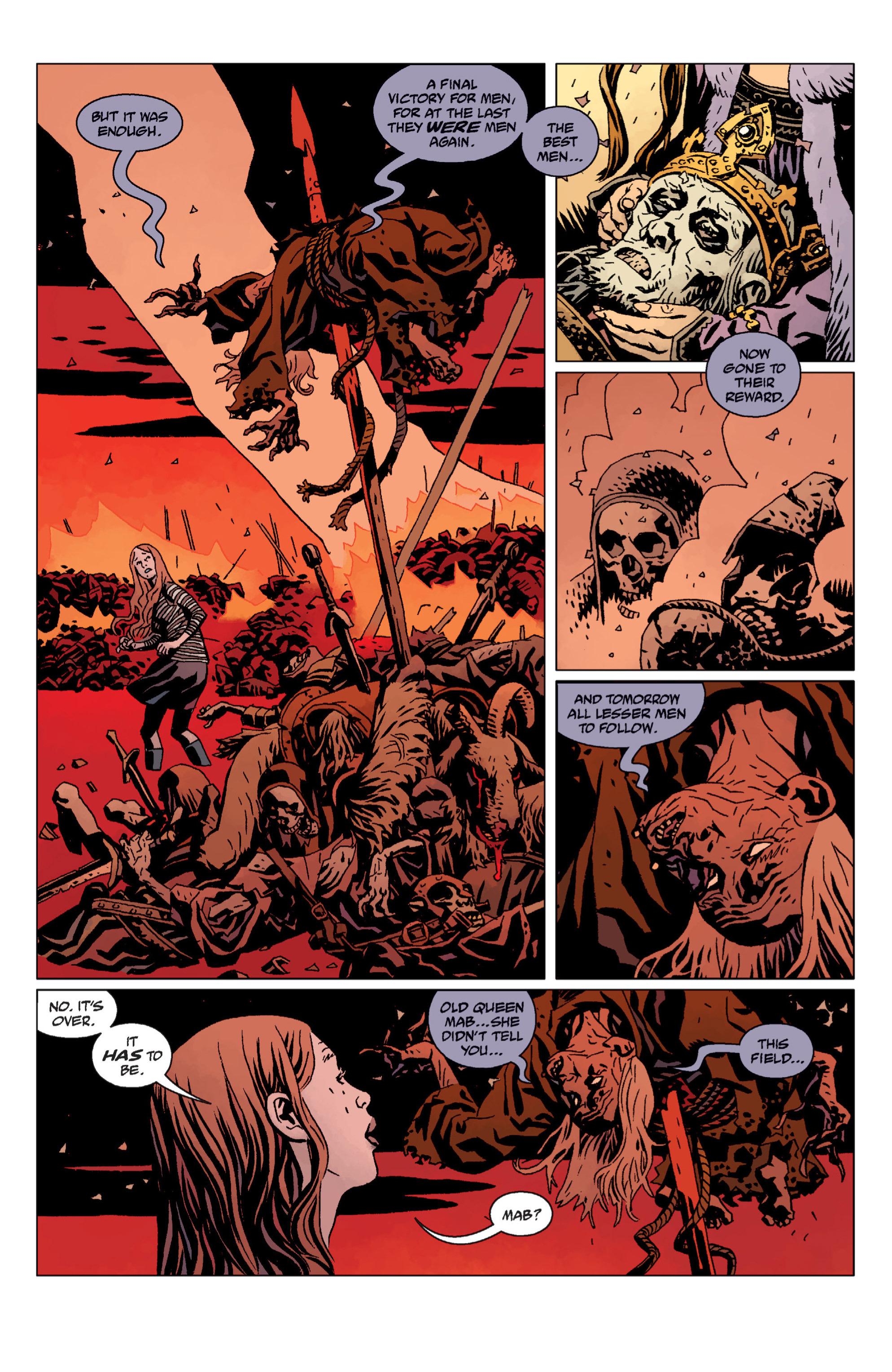 Hellboy chap 12 pic 135