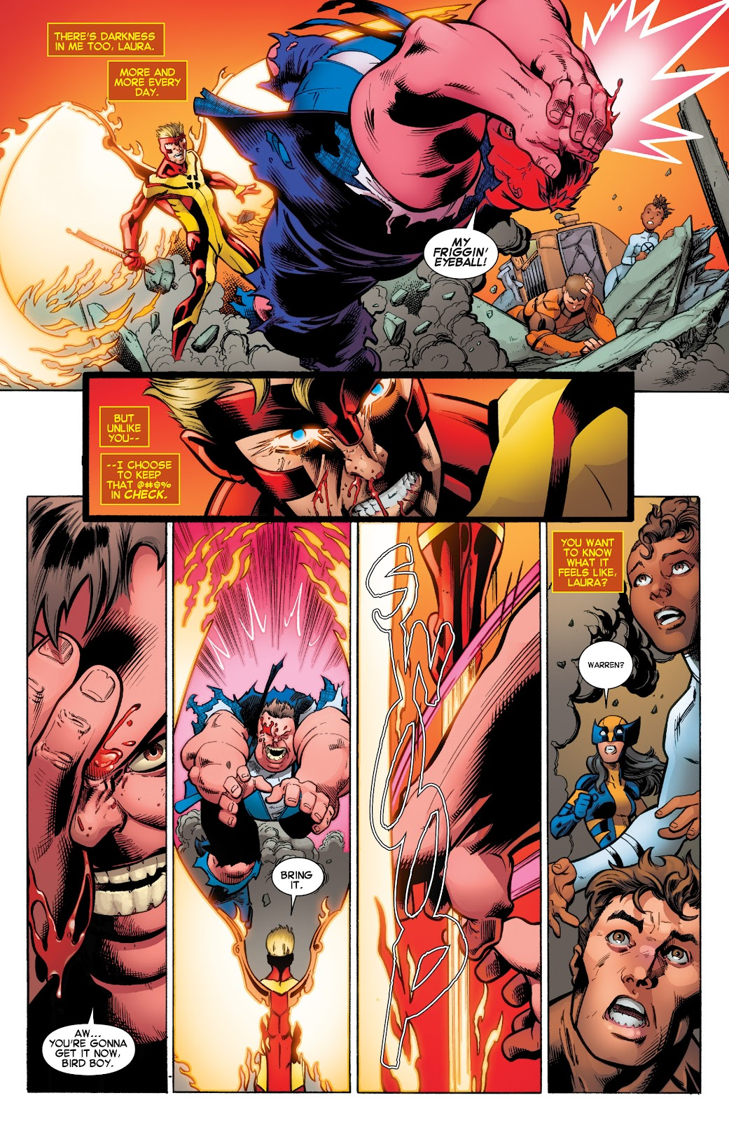 All-New X-Men (2016) Issue #6 #8 - English 16