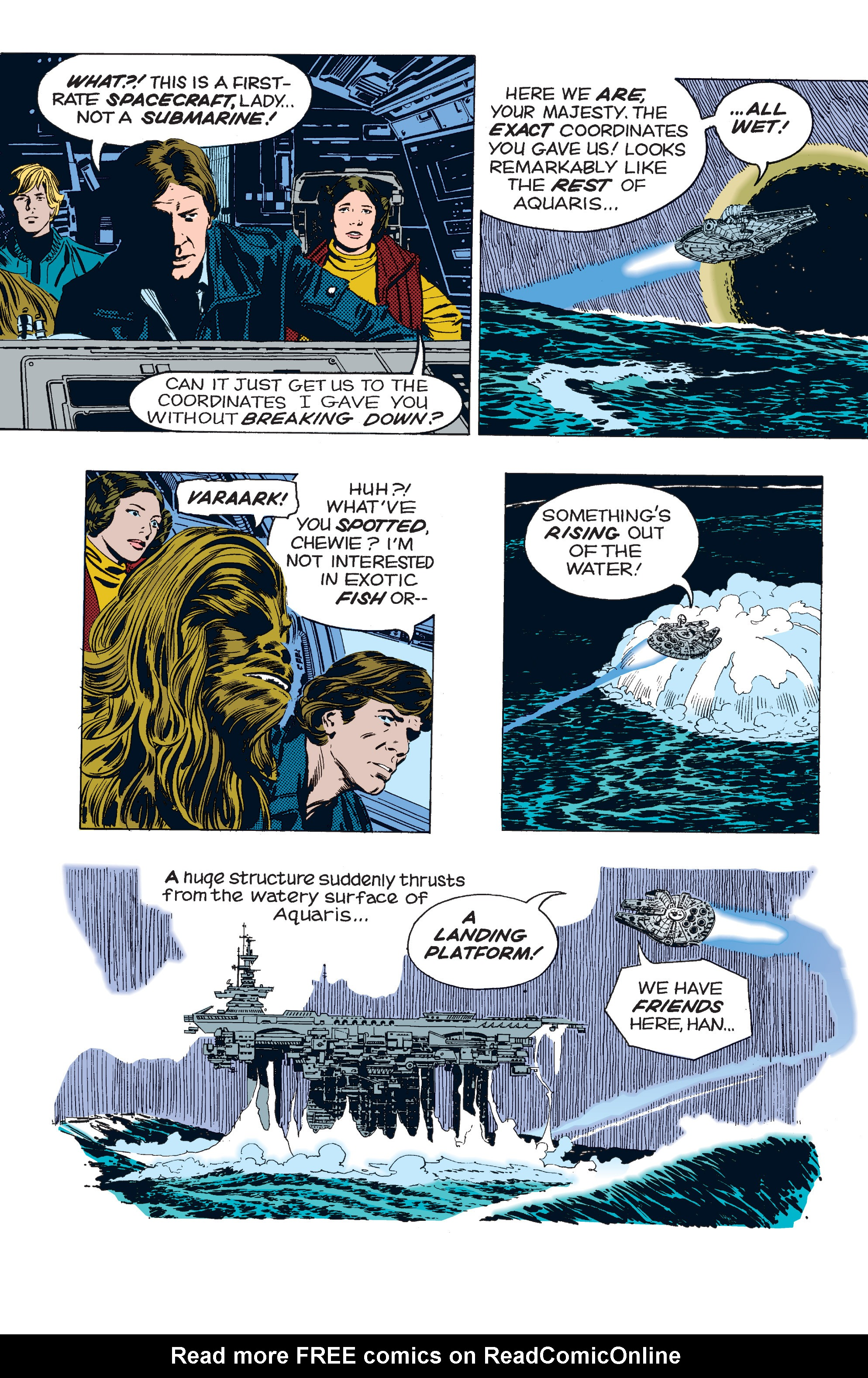 Classic Star Wars #7 #7 - English 20