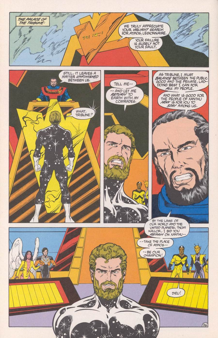 Tales of the Legion Issue #353 #40 - English 25