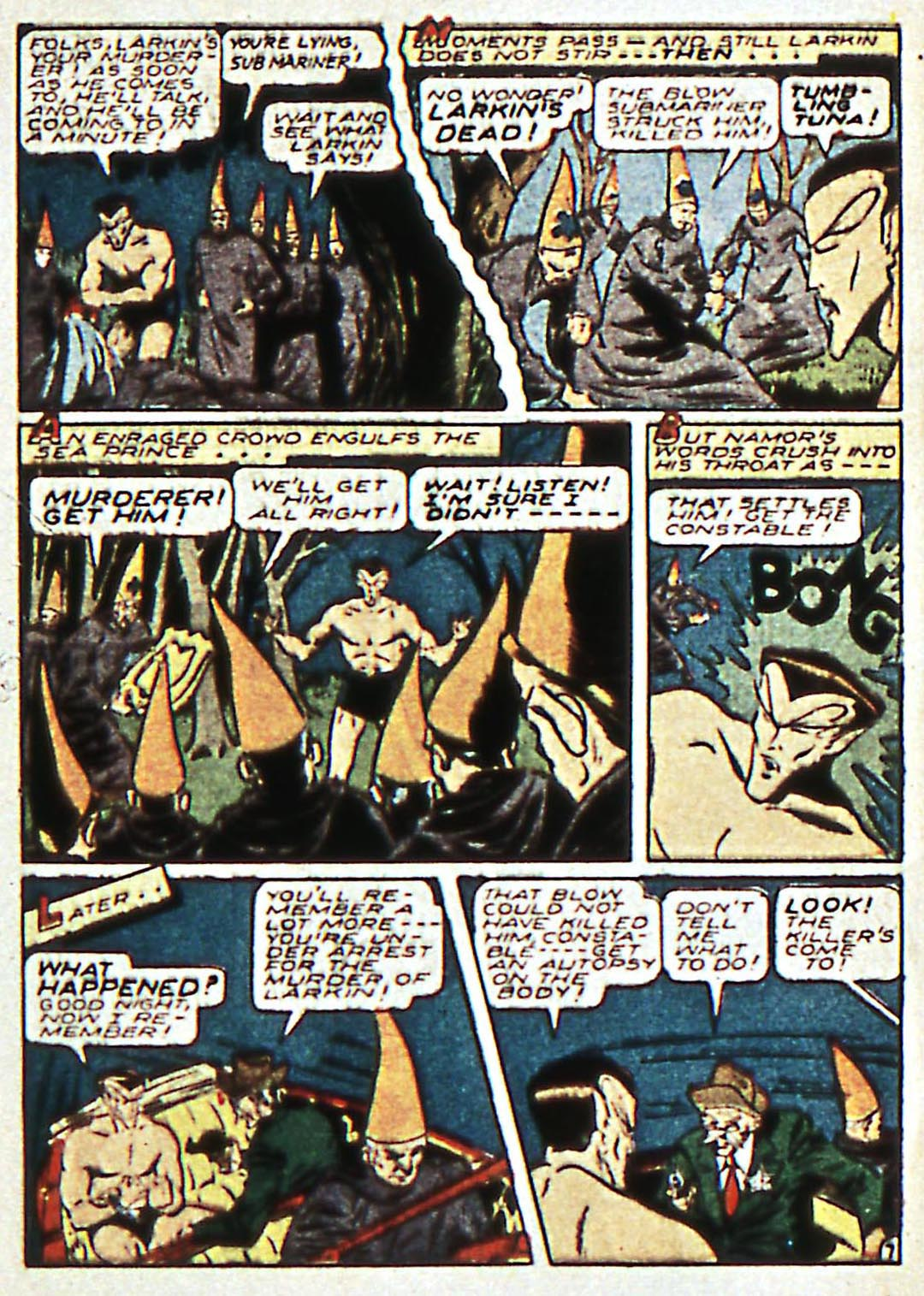 Sub-Mariner Comics Issue #17 #17 - English 9