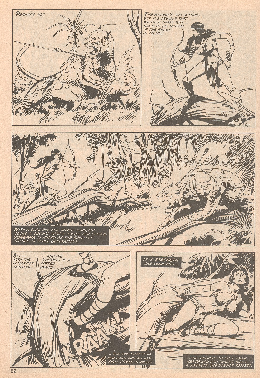 The Savage Sword Of Conan Issue #65 #66 - English 62