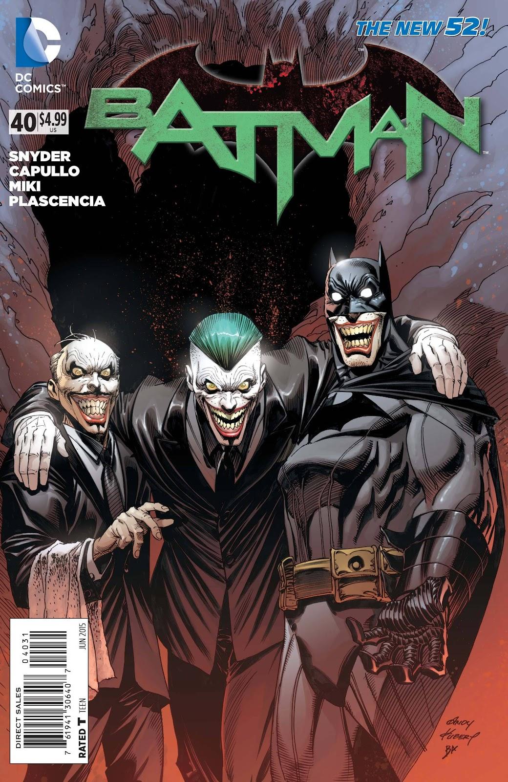 Batman (2011) Issue #40 #59 - English 3