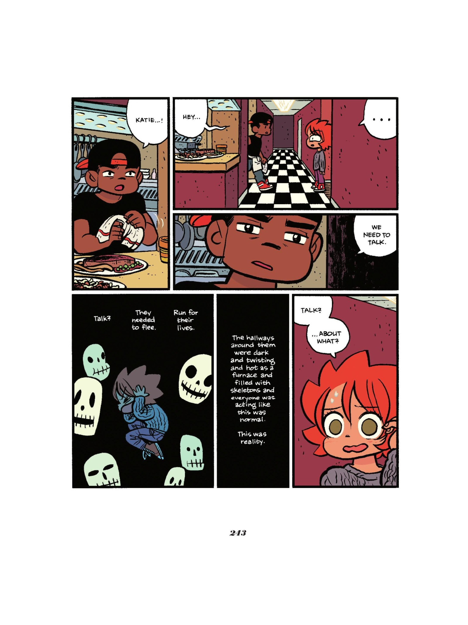 Read online Seconds comic -  Issue # Full - 243