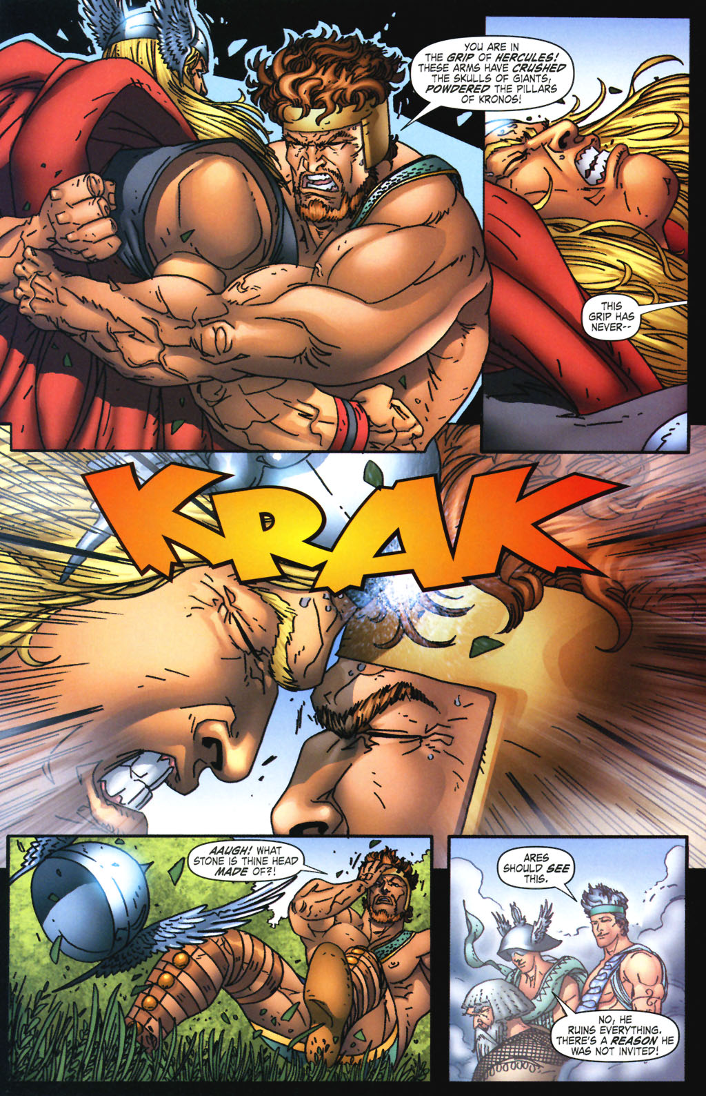Read online Thor: Blood Oath comic -  Issue #3 - 11